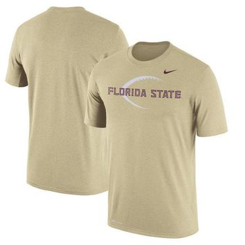 NCAA Florida State Seminoles Nike Football Icon Legend Performance T-Shirt