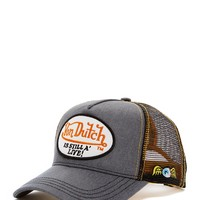 Von Dutch | Still Alive Logo Patch Trucker Hat | Nordstrom Rack