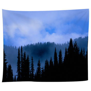 Blue's Hues Tapestry
