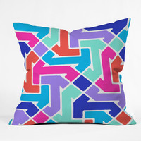 Jacqueline Maldonado Azimuth 2 Throw Pillow