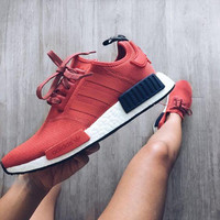 """Adidas"" NMD Fashion Trending Women Leisure Running Sports Shoes"