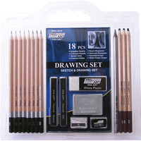 Sketch Pencil Set18P