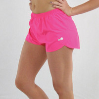 "Women's 1"" Elite Split Running Short"