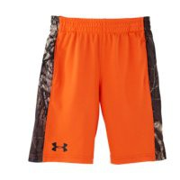 Under Armour Boys' Toddler UA Ultimate Camo Shorts