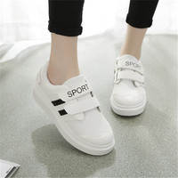 Summer Velcro Korean Casual Thick Crust Shoes [9432942730]