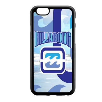 billabong blue sea logo iPhone 6 Case