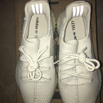 Yeezy Boost 350 V2 cream white with receipt