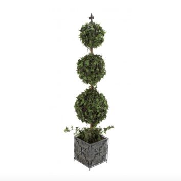 "65"" 3-Tier Ivy Topiary"