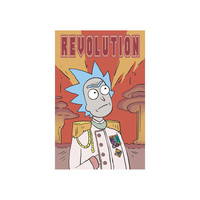 Rick and Morty - Revolution Poster