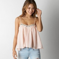 AEO BEADED FLOATY CAMI