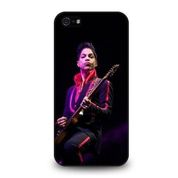 PRINCE SHOW iPhone 5 / 5S / SE Case Cover