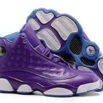 New fresh Exclusive Women's Air Retro13 Basketball sneakers