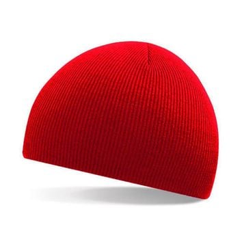 2017 Hot Red Hats Women chapeu masculino Men Western Style Beanies Autumn Winter Short Caps Green Color Solid Thin Stripe Design