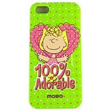 NOB Mobo ECDIPH5SNS08 Snoopy Case for iPhone 5 - Green