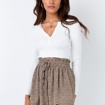 City Of Angels Mini Skirt | Princess Polly