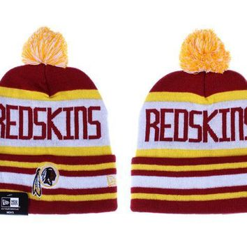 ESBON Washington Redskins Beanies New Era NFL Football Cap