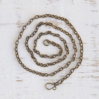 "18""  Junk  Market  Chain  Necklace  From  Natural  Life"