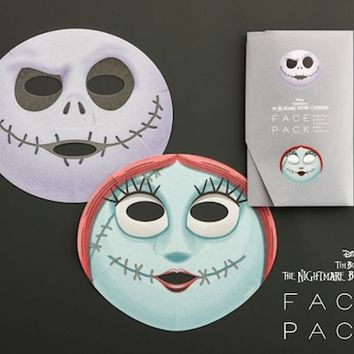 The Nightmare Before Christmas Face Pack