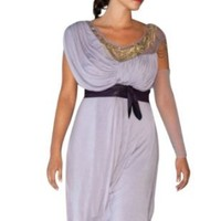 Amazon.com: Plus Size Draped Dress: Clothing