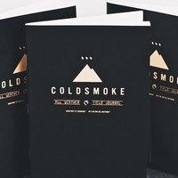 COLDSMOKE ALL-WEATHER JOURNAL