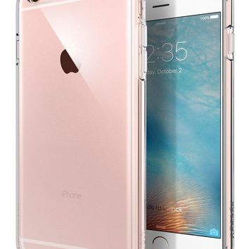 Spigen Ultra Hybrid iPhone 6 Plus Case with Air Cushion Technology and Hybrid Drop Protection for iPhone 6 Plus - Crystal Clear