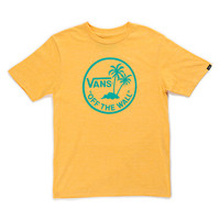 Boys Dual Palm Island T-Shirt | Shop At Vans