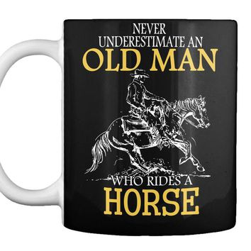 Limited - Western Old Man Mug