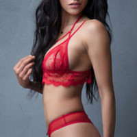 Yandy Zodiac Aries Bra Set, Aries lingerie, zodiac bra set, zodiac lingerie, red bra set - Yandy.com