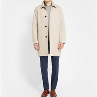 Paul Smith London - Cotton-Twill Trench Coat | MR PORTER