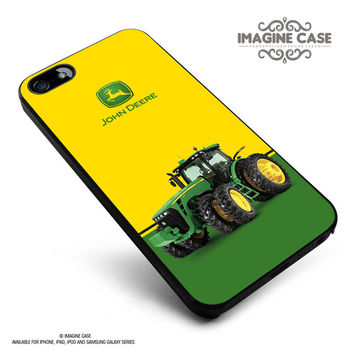 John Deere Tractors case cover for iphone, ipod, ipad and galaxy series