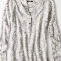 AEO Women's Henley Sweater