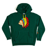 NATIVE CAT HOOD GREEN – Odd Future