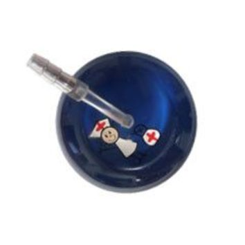 UltraScope Single Stethoscope Stick Nurse Navy Blue