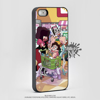 Steven Universe Cover 5 Cell Phone Cases For Iphone, Ipod, Samsung Galaxy, Note, HTC, BB