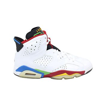 Air Jordan Men's 6 VI Retro Beijing 2008 Olympics