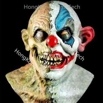Rot the Clown Collector Latex Mask