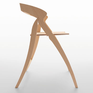 Paso Doble Chair by Enrico Davide Bona
