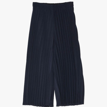 Pleated Pant Skirt