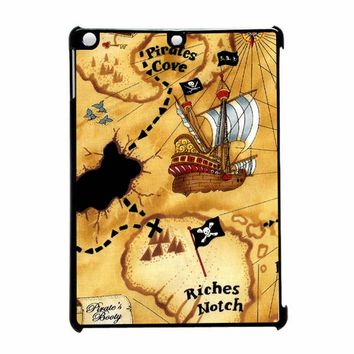 Treasure Map iPad Air Case