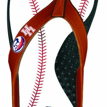 Houston  Cougars Baseball Flip Flops