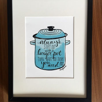 Always Use a Larger Pot Print
