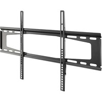 """Insignia™ - Fixed TV Wall Mount for Most 40"""" - 70"""" Flat-Panel TVs - Black"""