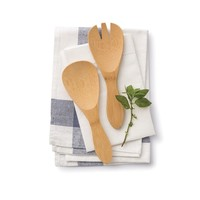 Short 'Hands' Salad Servers