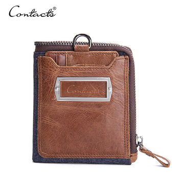 Men Leather Bags Wallet [9026456067]