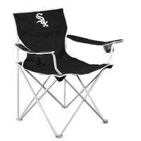 ONETOW MLB Chicago White Sox Deluxe Chair