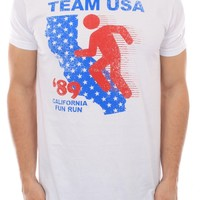 Men's Fun Run T-Shirt | Tipsy Elves