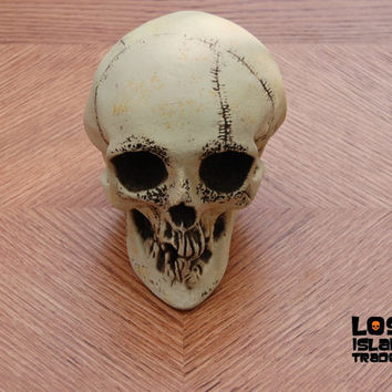 Large Glow Skull from original Randotti mold #817
