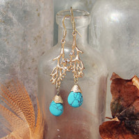 Lunar Tide Earrings