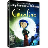 Coraline (Special Edition) (DVD + Pumpkin Stickers) (Anamorphic Widescreen) - Walmart.com