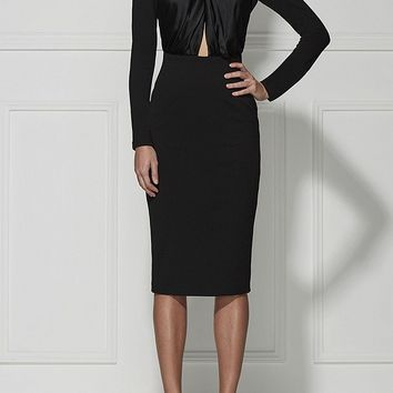 Carolina Cut-Out Bandage Dress
